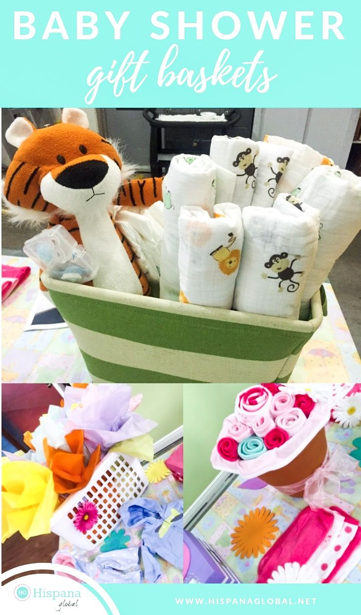 3 diy baby shower gift basket ideas that are super easy to make rh pinterest com