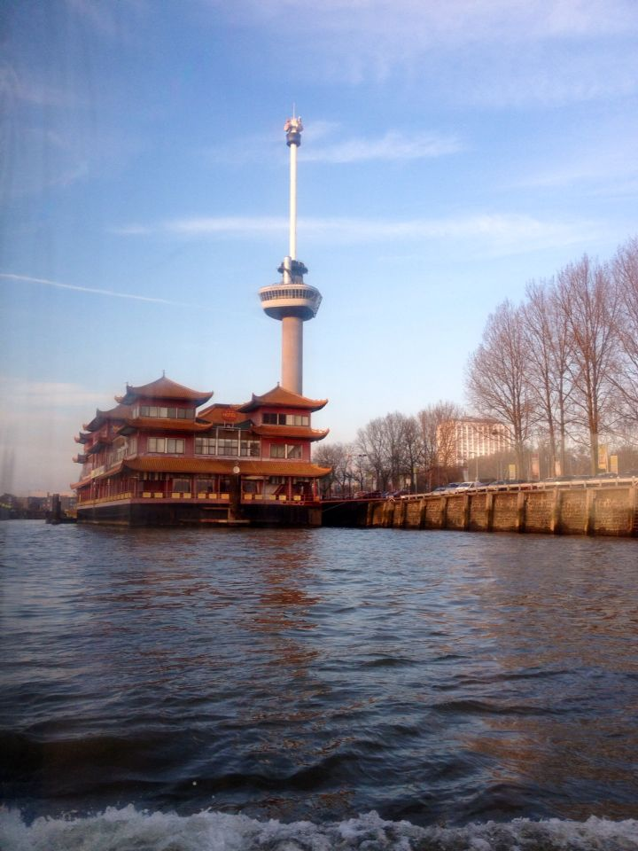 China boat