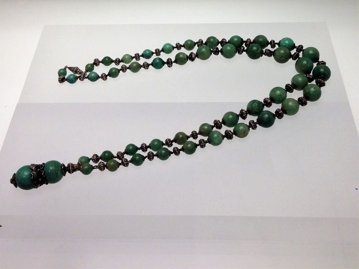 Ombelic necklace by Mario Buccellati. 1925. The present of Gabriele D'Annunzio for the pianist Luisa Baccara