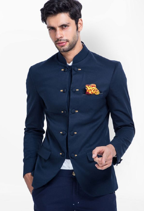 Jackets Blazers. Color may slightly vary or may not, from what you see on your monitor or viewing device (Laptop/Mobile/Tab) with the actual piece.