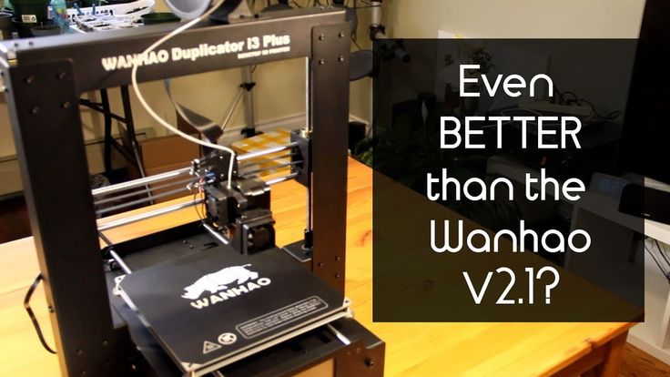 Wanhao i3 Plus 3D Printer REVIEW - A Printer That Does it All
