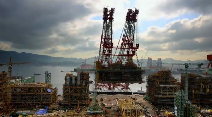 Video: The Largest Ship in The World - Prelude FLNG
