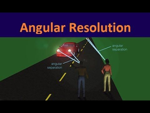Flat Earth: Angular Resolution: Your Eyes and Your Horizon