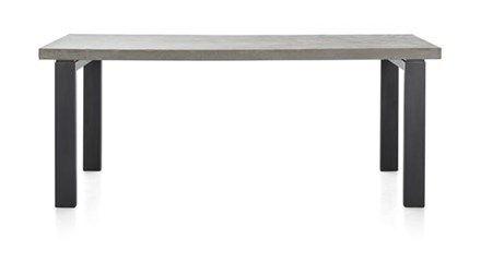 Toro, eetkamertafel 220 x 90 cm
