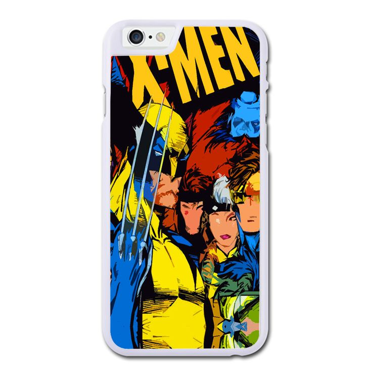 X Men Comic Cover iPhone 6 Case