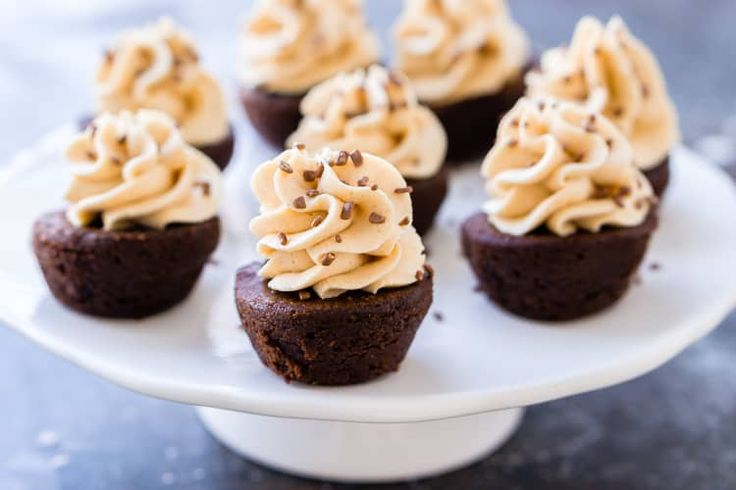 This is The Best Peanut Butter Frosting Recipe you're going to find. It's sweet, creamy, peanut buttery PERFECTION!