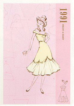 the disney princess, Belle:): Disney Princess Belle, Disney Magic, Disney Princesses, Art, Beauty And The Beast 3, Disney Pixar, Belle All Time, Disney Belle, Beautiful Vintage