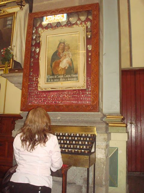 sancarlosfortin: nuestra señora del sagrado corazon abogada de las ...