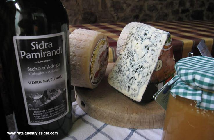 Ruta'l Quesu y la Sidra en Cabrales, Asturias. Visita etnográfica al corazón de los Picos de Europa. http://www.rutalquesuylasidra.com/