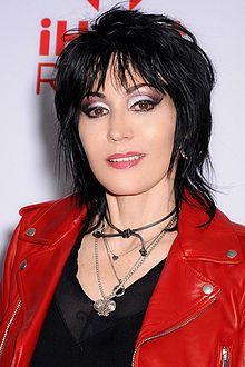 Jingle Jangle Jungle: Rocktober 10, 2014 Joan Jett