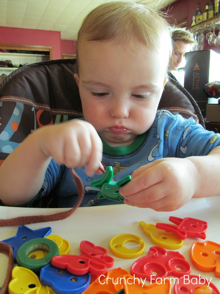 Crunchy Farm Baby: Four MORE Fun and Quick Toddler Activities I LOVE THIS BLOG