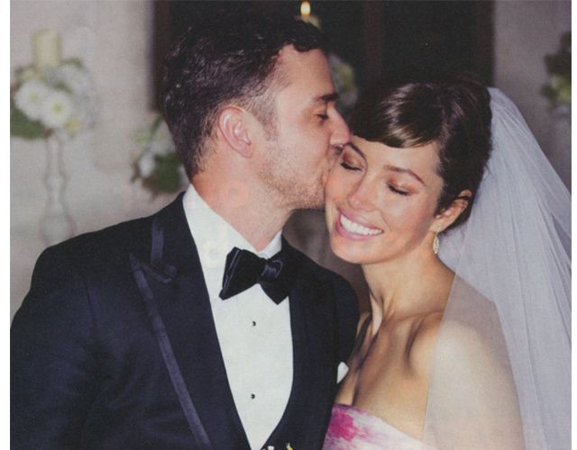 Jessica Biel married Justin Timberlake in quite the affair this past weekend in Italy (guests were swept away on private jets) and while we all couldn't wait to see the... Read More >>