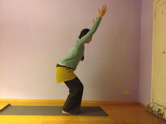 Il solstizio spiegato a mio figlio e un po' di yoga per me