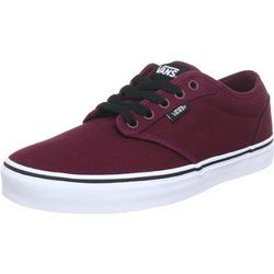 Sneaker Vans Authentic uomo, Bordeaux #sneakers #scarpe #unisex #fashion #moda