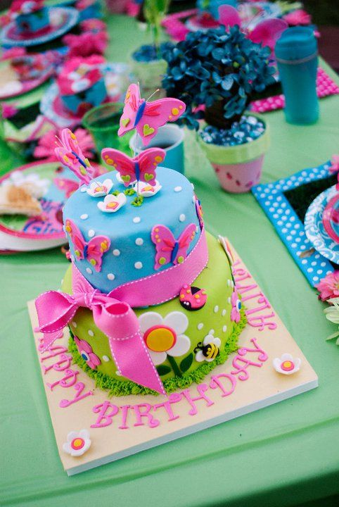 Little Bug Birthday Party