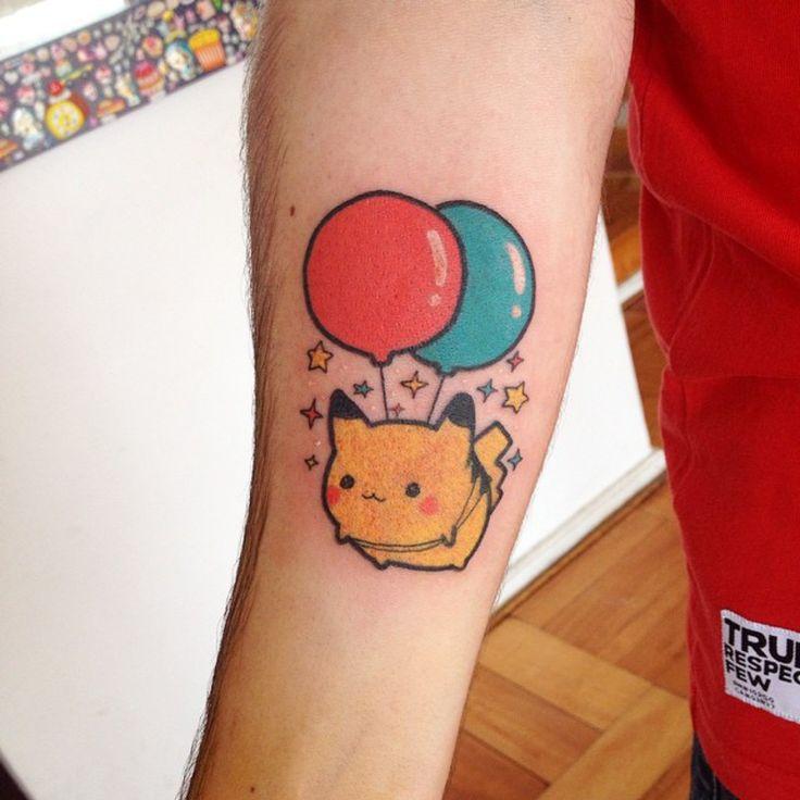 Karina es una joven tatuadora de estilo Kawaii localizada en el estudio Pequeño Tokio de Santiago de Chile. Su obra emplea tonalidades pastel. Sus tatuajes son generalmente de tamaño medio o pequeño. Una elección perfecta para tener un tatuaje kawaii en Chile.