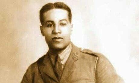 Walter Tull, one of Britain's first black footballers who played for Northampton Town and Tottenham Hotspur, became the first black officer to lead British troops into battle in the first world war.