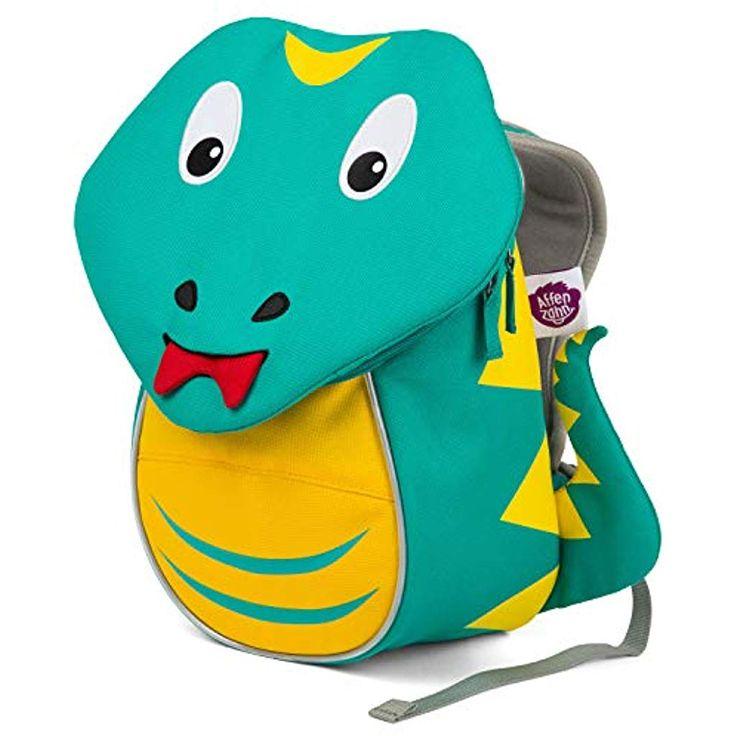 Affenzahn Kinderrucksack für 1-3 Jährige im Kindergarten – Samuel Schlange – T … – Koffer, Rucksäcke Taschen