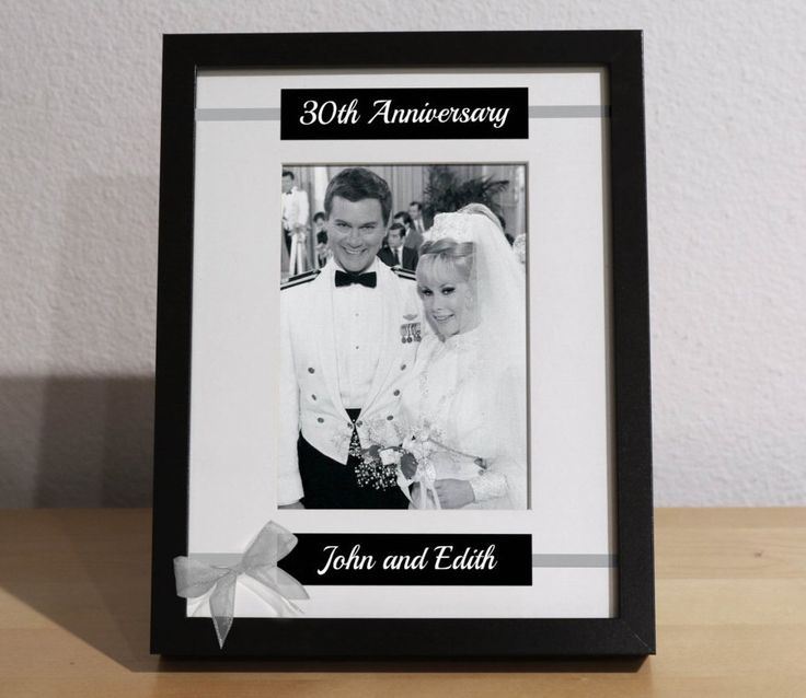 30th Anniversary Gift for Parents, 30th Anniversary Gift, 30th Wedding Anniversary, Custom Picture Frame, Personalized, Anniversary Party by KimKimDesigns on Etsy https://www.etsy.com/listing/251031419/30th-anniversary-gift-for-parents-30th