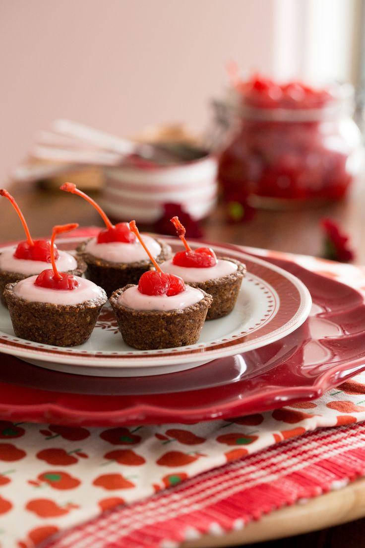 Tortinha de Cereja | Vídeos e Receitas de Sobremesas