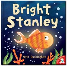 Bright Stanley by Matt Buckingham published by Little Tiger Press. Narrated for Me Books by Mike Wozniak.