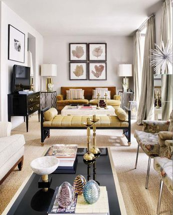 10 Narrow living room Pinterest
