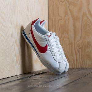 Nike Wmns Classic Cortez Nylon Premium White/ Varsity Red