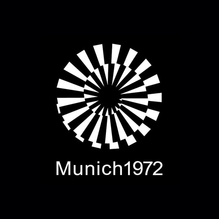 Munich 1972 by Otl-Aicher. #logo #design #branding