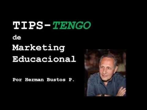Los TENGO del Marketing Educacional