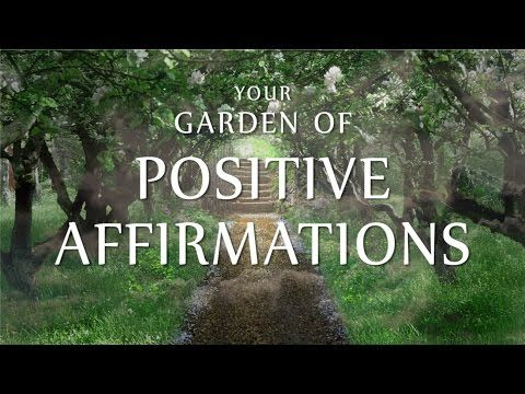 Law Of Attraction Spoken Affirmations for Happiness & Living In The Moment - YouTube