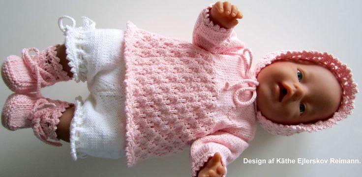 Baby born Opskrift nr. 15