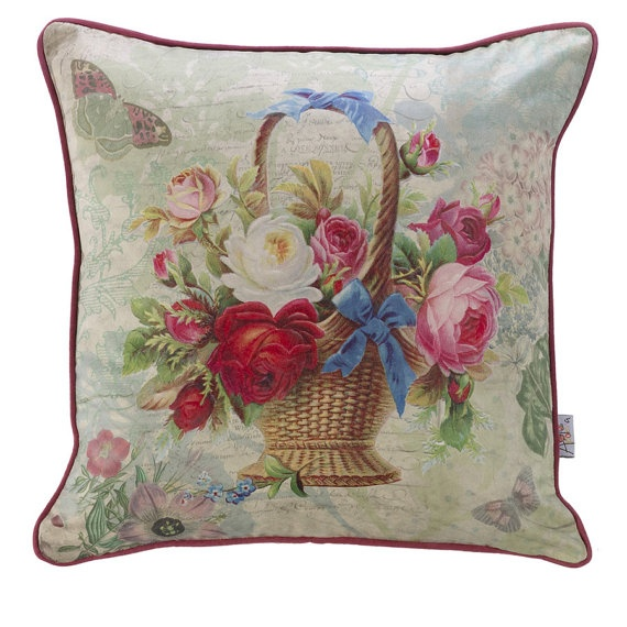 Apolena Gift Basket Pillow     pillow decorative by CLASSICC, $34.00
