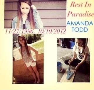 RIP-Amanda Todd-Amanda Todd Facebook.