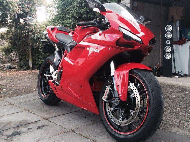 2008 Ducati 1098 For Sale in Shipdham, Norfolk