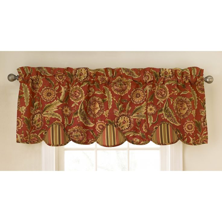 1000+ Ideas About Waverly Valances On Pinterest