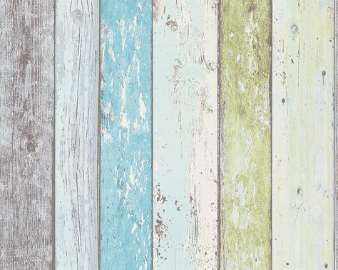 Livingwalls Tapete 855077: Tapete, Blau, Grün, Weiß, Natur, Modern, Streifen, Strukturen, Flur, Kinder, Küche, Schlafen, Wohnen, Kinderzimmer, Schlafzimmer, Wohnzimmer