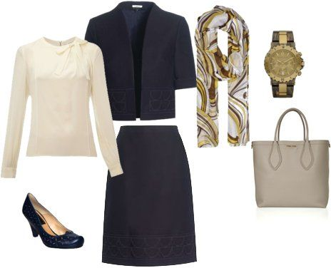 Business Professional Dress Code for Women