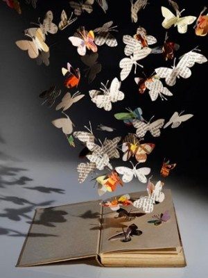Paper Craft is just one of the categories at this website. I do love these butterflies. AMAZING art!!! MonaRaeBeads.etsy.com