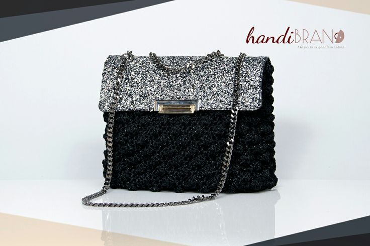 Chanel bag luxury style..crochet bag..handibrand