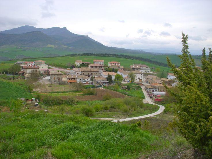 Izco, Navarra, Camino Aragonés
