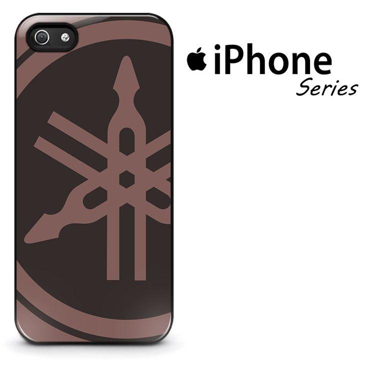 Yamaha Brown Logo Phone Case | Apple iPhone 4/4s 5/5s 5c 6 6 Plus Samsung Galaxy S3 S4 S5 S6 S6 Edge Samsung Galaxy Note 3 4 5 Hard Case