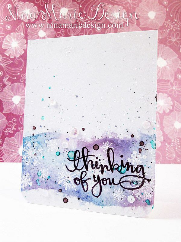 Love these colors!  and the card sentiment is perfect for everyday :)