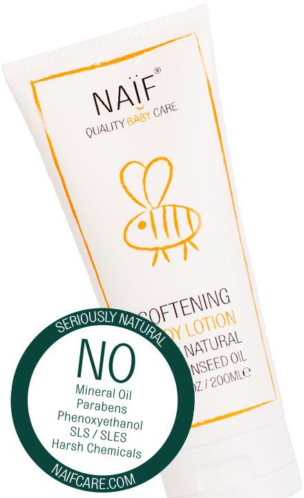 Verzachtende en natuurlijke baby producten speciaal ontwikkeld voor de gevoelige babyhuid. Milde Shampoo, Was Gel, Bad Olie, Crème, Body Lotion, Baby Olie