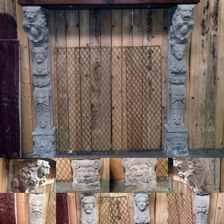 1000 id es propos de chemin es en pierre sur pinterest chemin e en pierre relooking - Nettoyer pierre de cheminee ...