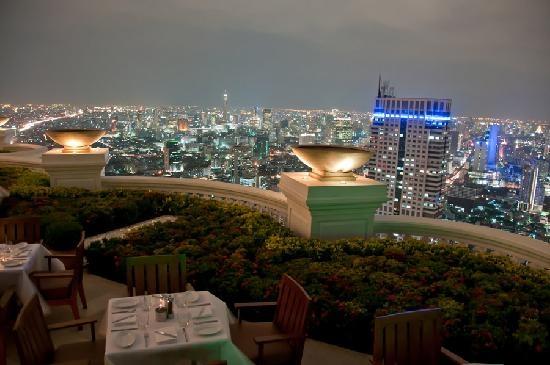Lebua at State Tower, Bangkok, Thailandia
