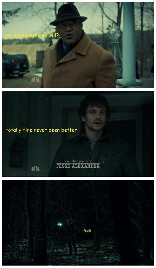 Jack & Will - Hannibal