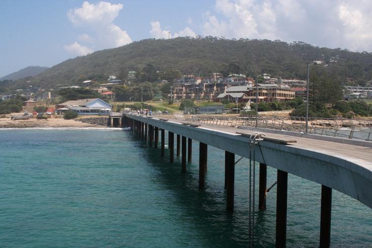 Lorne Pier, Lorne, Victoria, Australia #yankinaustralia #australia