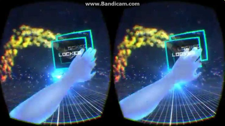 VRez v0.3alpha gameplay  Shooter in virtual reality. #oculus #leapmotion