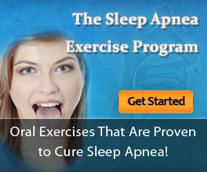 Find out the best natural way to get rid of your sleep apnea problem with simple mouth and throat exercises that can be performed at home.