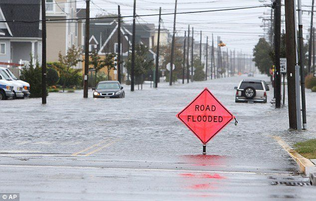 Rainfall Amounts Not Seen in 200 Years, 2 Dead and 22 Million On Flood Watch